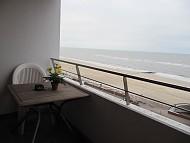 Balkon mit traumhaften Seeblick